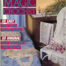 Revistas Magic Crochet