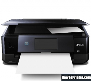 Reset Epson XP-720 printer Waste Ink Pads Counter