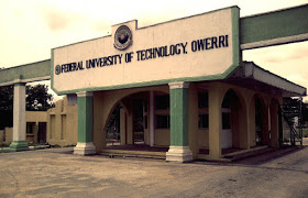 FUTO Postgraduate Admission List for 2017/2018 Academic Session