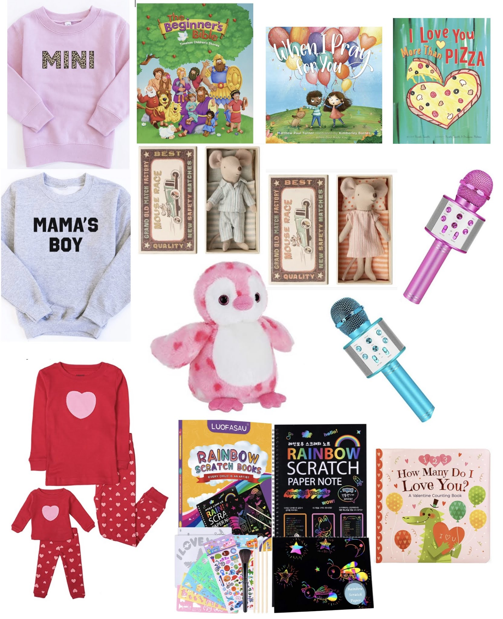 Valentine Gift Ideas for Kids - Something Delightful Blog #GiftIdeas #GiftsForKids #ValentineGiftIdeas #KidsValentine