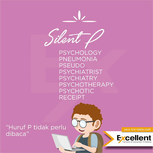 Belajar Bahasa Inggris - Silent P