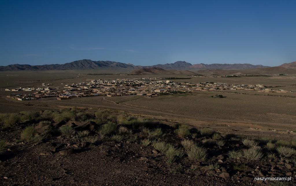 Toudeshk Chou to kilkuset osobowa wioska w centralnym Iranie.