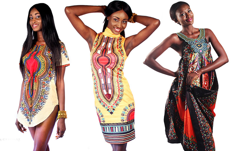 AFRICAN FASHION CLOTHES CONSIST OF VIBRANT COLORS IN 2019 6