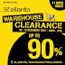 2-12 December 2016 Elianto Warehouse Sale Penghabisan Stok