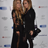 OIC - ENTSIMAGES.COM - Lady Nadia Essex and Lauryn Goodman at the  Celebrity Singles Dinner in London 22nd October 2015 Photo Mobis Photos/OIC 0203 174 1069