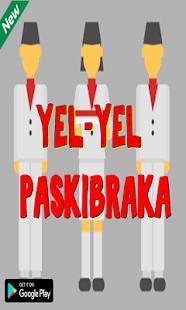 yel yel paskibraka - náhled