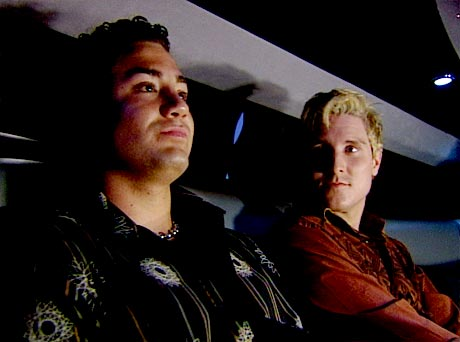 Kosmo And Brady Puas, Kosmo