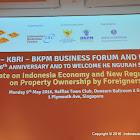 IBC-KBRI-BKPM BUSINESS MEETING & IBC 16TH ANNIV LUNCH 9th May 2016
