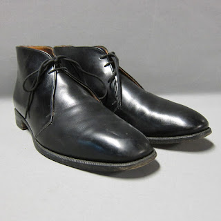 Bench Made Leather Dessert Boots