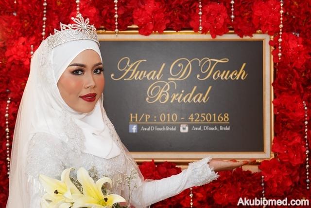 pengantin perempuan