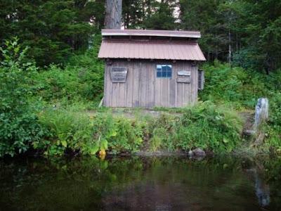 Hasselborg Creek Cabin Alaska