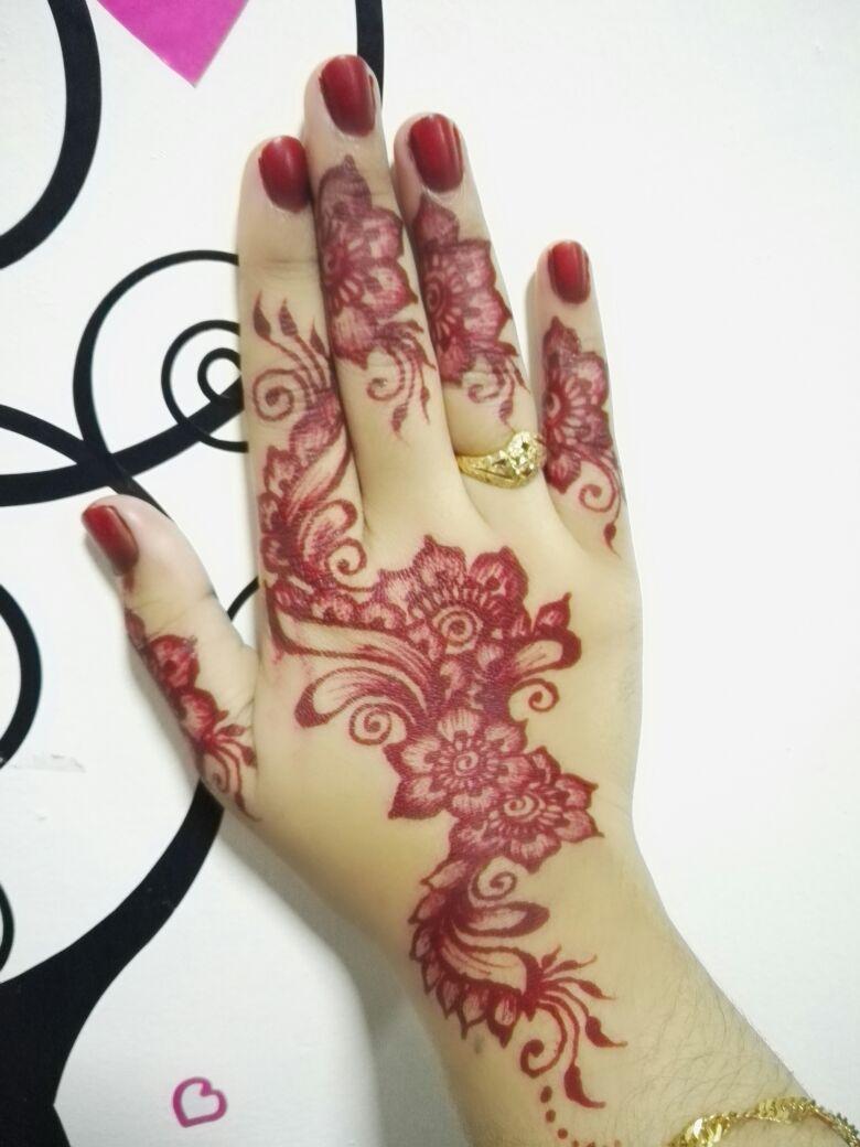 ACU ASHA Henna By Siti Norfaizah