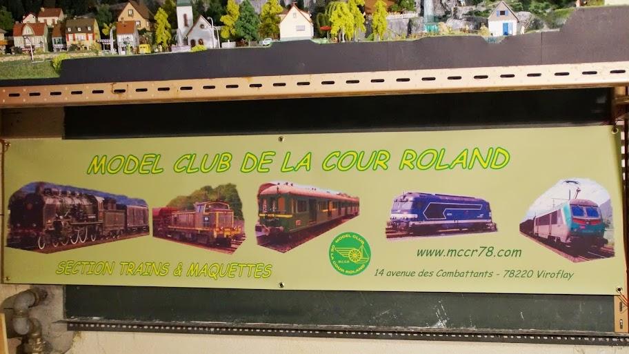 Mali klub željezničkih modelara u Francuskoj DSC00390