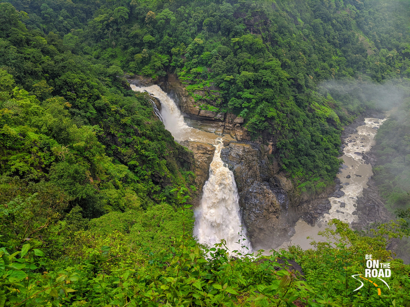 Magod Falls - a top monsoon holiday destination of Karnataka