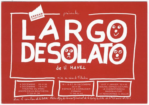 Affiche siné Manuel Palomino Arjona