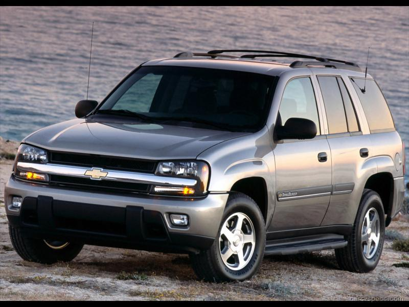 2005 Chevrolet TrailBlazer SUV Specifications, Pictures, Prices