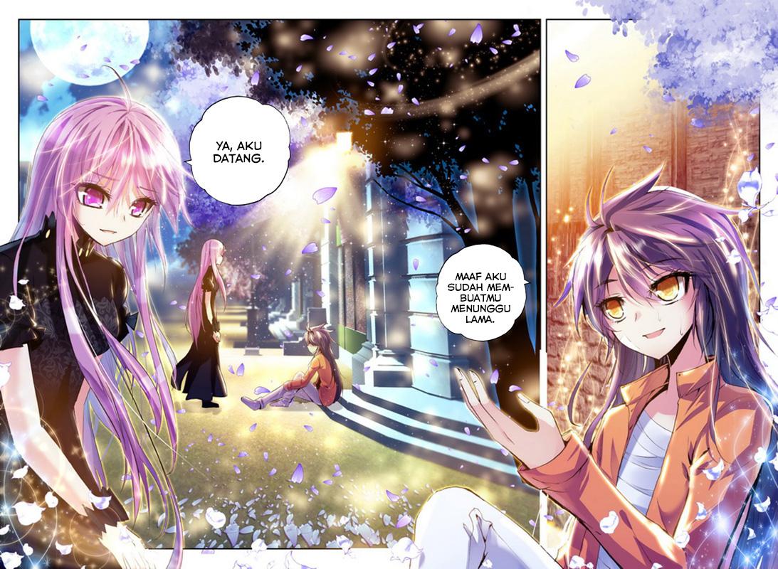 Baca Manga Shen Yin Wang Zuo Chapter 77 Komik Station