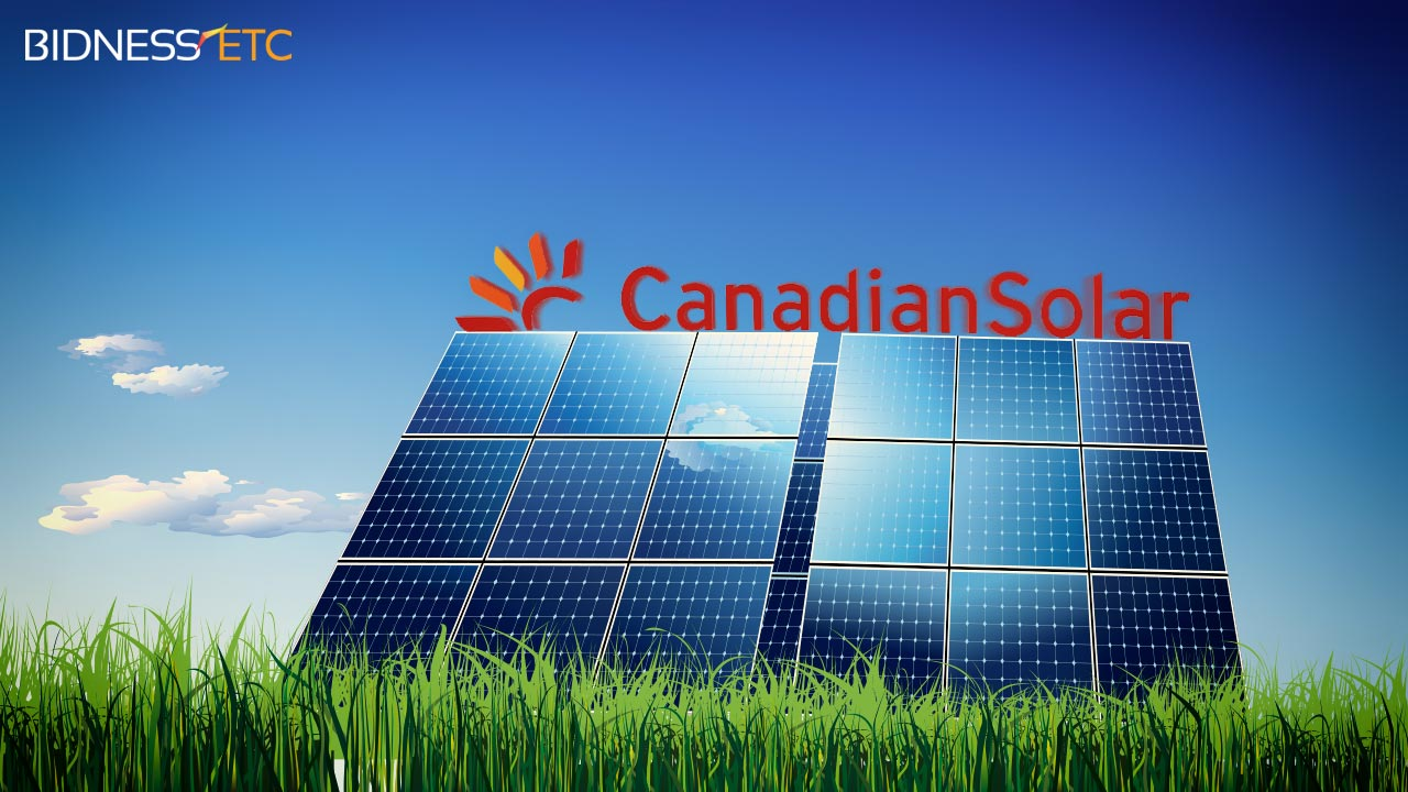 Canadian Solar My Top Renewable Recommendation For 2017