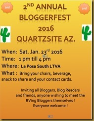 Bloggerfest 2016
