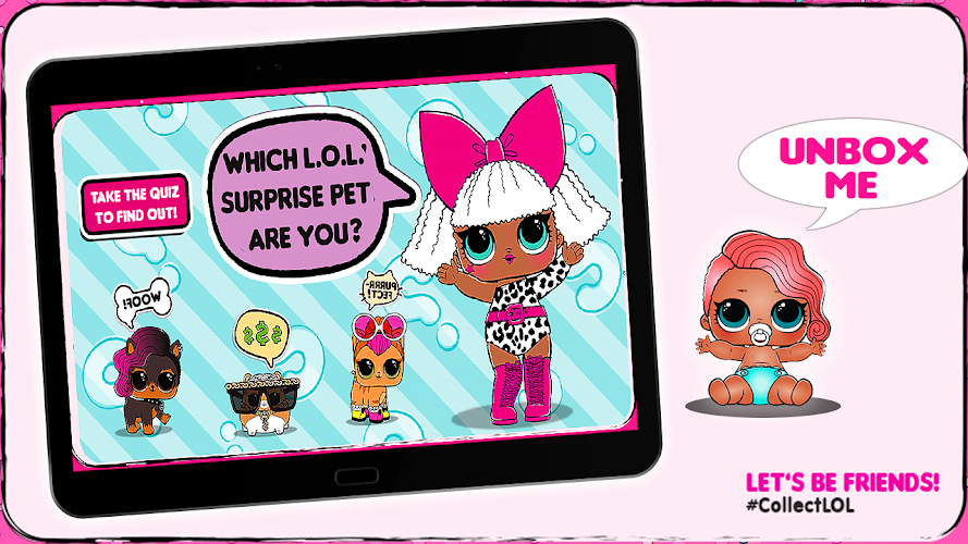 Download LOL Surprise Of Collectible Ball :Dolls Game POP 3 APK