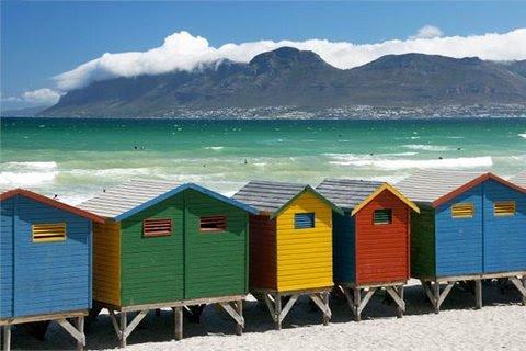 Cape Town-Güney Afrika
