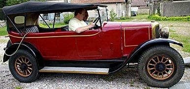 Panhard 1924 X47