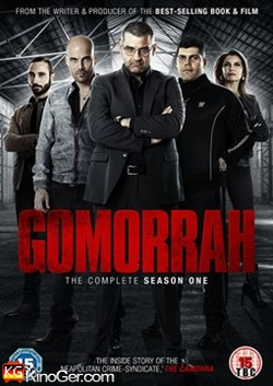 Gomorrha Staffel 1-4 (2015)