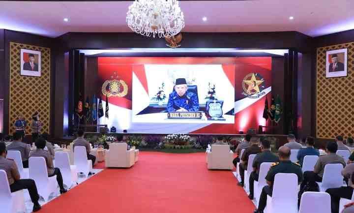 Sespim Lemdiklat Polri Gelar Seminar Sekolah Serdik Sespimti 30 dan Sespimmen 61 Tahun 2021