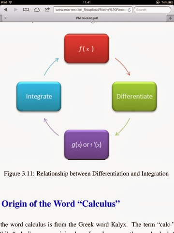 touch and go relationship definition math
