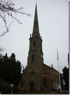 7 tardebigge church