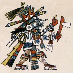 Tlahuizcalpantecuhtli, Gods And Goddesses 6