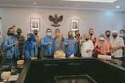 PT BPD - Pemkab Resmi Teken Adendum 9 Bulan Pembangunan Pasar Cilamaya