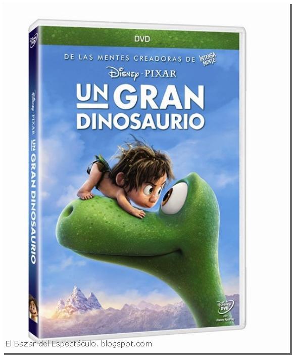 Un gran dinosaurio dvd con extras info lanzamiento en for Espectaculos en argentina 2016