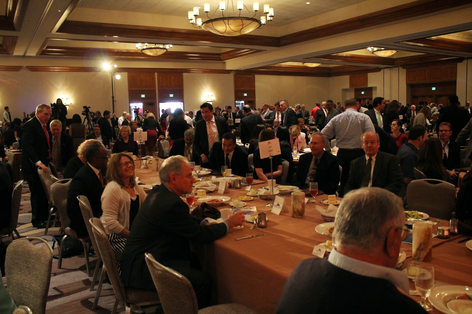 State of the City Luncheon and Address