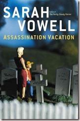 assassination vaction