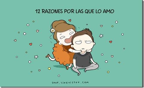 12 razones