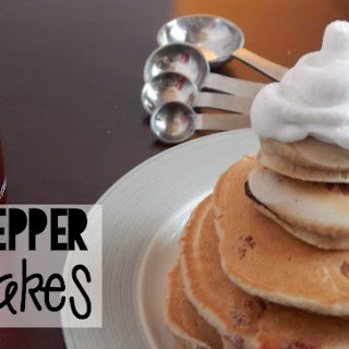 Dr. Pepper Pancakes {Vegan}