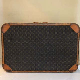 Louis Vuitton Vintage Suitcase 1