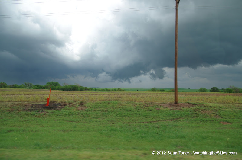 04-14-12 Oklahoma & Kansas Storm Chase - High Risk - IMGP0395.JPG
