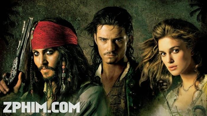 Ảnh trong phim Cướp Biển Vùng Caribê 2: Chiếc Rương Tử Thần - Pirates of the Caribbean: Dead Man's Chest 1