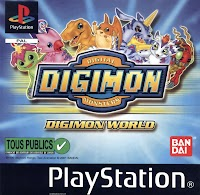 Jaquette de Digimon World