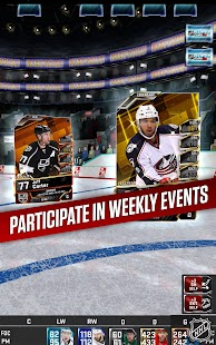 NHL SuperCard 2K18: Online PVP Card Battle Game Screenshot