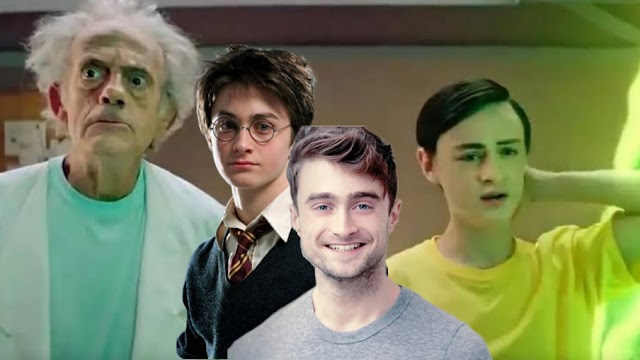 Daniel Radcliffe recusou participação no Live Action de Rick And Morty