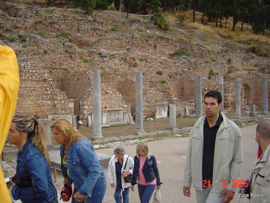 Stopama sv. Pavla po Grčkoj 2005 - DSC05353.JPG