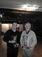 Club Person 2015: Peter Corcoran, Special Achievement Award: Frank Corcoran. (mini)