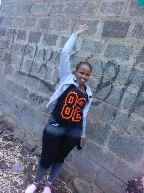 Monica from Mukuru Kwa Njenga photo