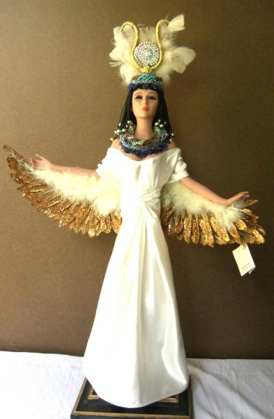The Winged Isis, Egyptian Magic