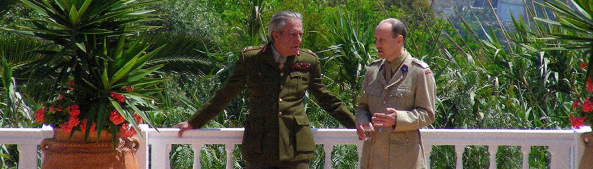 Baner filmu 'Generał. Zamach Na Gibraltarze'