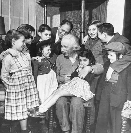 March 14th 1879: Einstein born If you want your children to be intelligent, read them fairy tales. If...