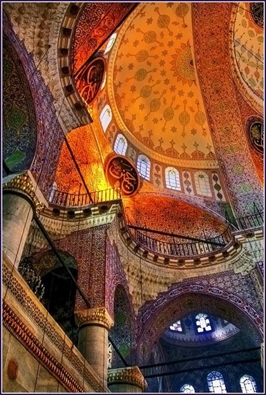 Hagia Sophia. Turkey